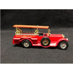 1920 Rolls-Royce Fire Truck - Matchbox Models of Yesteryear - Borough