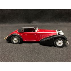 MATCHBOX LESNEY MODELS OF YESTERYEAR #Y-17 1938 HISPANO SUIZA