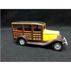 """Matchbox Models of Yesteryear 1930 Yellow Ford """"A"""" Y-21"""