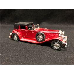 1930 Duesenberg Model 'J' Towncar Y-4 Matchbox Models of Yesteryear