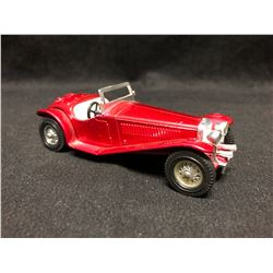 MATCHBOX LESNEY MODELS OF YESTERYEAR #Y-3 1934 RILEY MPH ROADSTER