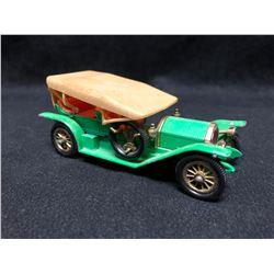 MATCHBOX MODELS OF YESTERYEAR 1912 SIMPLEX LESNEY MODEL Y-9 TOY CAR