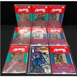 ROBIN III COMIC BOOK LOT (DC COMICS)