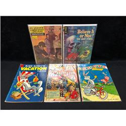 COMIC BOOK LOT (LOONEY TUNES/ BUGS BUNNY'S VACATION)