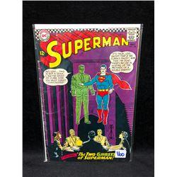 SUPERMAN #186 (DC COMICS)