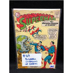 SUPERMAN #169 (DC COMICS) *THE BIZARRO INVASION OF EARTH*