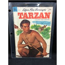 TARZAN COMIC BOOK  (DELL COMICS)