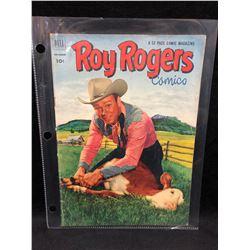ROY ROGERS COMIC BOOK (DELL COMICS)