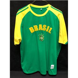 2006 BRASIL SOCCER T-SHIRT (WORLD CUP GERMANY)