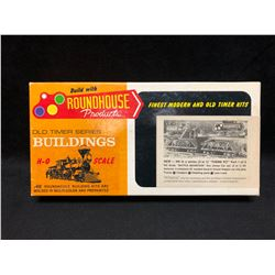 "ROUNDHOUSE PRODUCTS ""BATTLE MOUNTAIN""  OLD TIMER SERIES BUILDINGS"