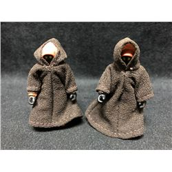1977 KENNER STAR WARS ACTION FIGURES JAWA'S ( MINT)