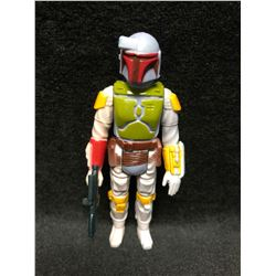 1970'S KENNER STAR WARS ACTION FIGURE BUBBA FETT WITH AUTHENTIC WEAPON ( MINT)