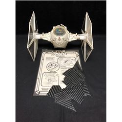 Star Wars Vintage Kenner TIE Fighter Vehicle Twin Ion Engines White