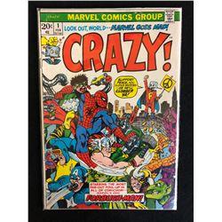 CRAZY #1 (MARVEL COMICS)