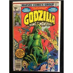 GODZILLA KING OF MONSTERS #1 (MARVEL COMICS)