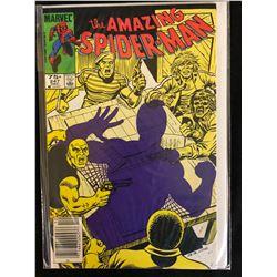 THE AMAZING SPIDER-MAN #247 (MARVEL COMICS)