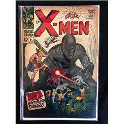 X-MEN #34 (MARVEL COMICS)