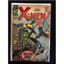 X-MEN #36 (MARVEL COMICS)