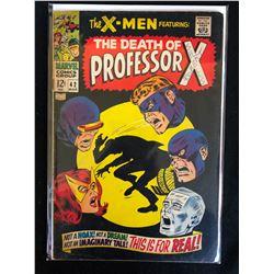 THE DEATH OF PROFESSOR X #42 (MARVEL COMICS)