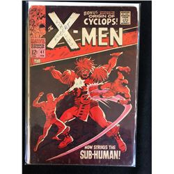 X-MEN #41 (MARVEL COMICS)