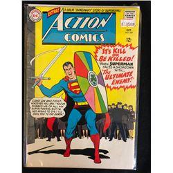 ACTION COMICS NO.329 COMIC BOOK