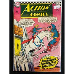 ACTION COMICS NO.336 COMIC BOOK