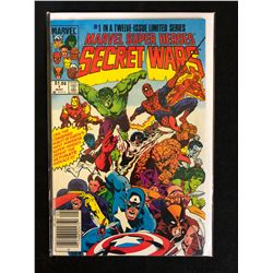 MARVEL SUPERHEROES SECRET WARS NO.1