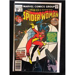 MARVEL COMICS SPIDER-WOMAN NO.1 ( BRONZE AGE)