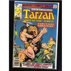 MARVEL COMICS TARZAN NO.1 COMIC BOOK