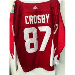 BRAND NEW SIDNEY CROSBY TEAM CANADA HOCKEY JERSEY