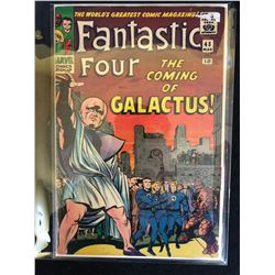 MARVEL COMICS FANTASTIC FOUR NO.48 (1ST GALACTUS)