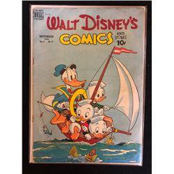 1949 WALT DISNEY'S COMICS & STORIES VOL.9 NO. 12 (DELL COMICS)