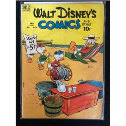 1949 WALT DISNEY'S COMICS & STORIES VOL.9 NO. 10 (DELL COMICS)