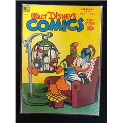 1949 WALT DISNEY'S COMICS & STORIES VOL.9 NO. 5 (DELL COMICS)