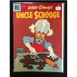 UNCLE SCROOGE #14 (DELL COMICS)