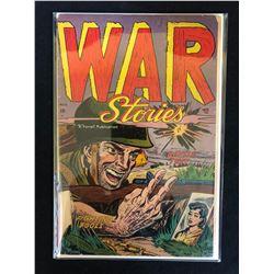 WAR STORIES COMIC BOOK