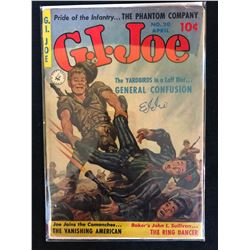 G.I JOE #20 COMIC BOOK