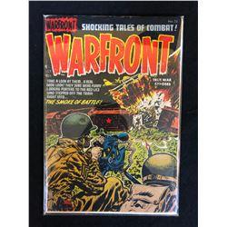 WARFRONT #23 COMIC BOOK