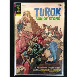 TUROK SON OF STONE  (Gold Key Comics)