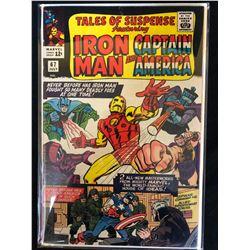 TALES OF SUSPENSE FEATURING IRON MAN & CAPTAIN AMERICA #67 (MARVEL COMICS)