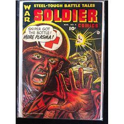 WAR SOLDIER #8 COMIC BOOK