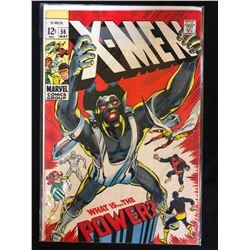 X-MEN #56 (MARVEL COMICS)