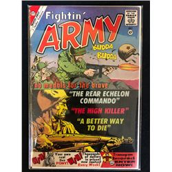FIGHTIN' ARMY (CHARLTON COMICS)