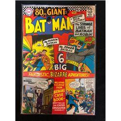 BATMAN #182 (DC COMICS)*80 PAGE GIANT*