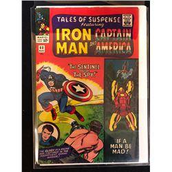 TALES OF SUSPENSE FEATURING IRON MAN & CAPTAIN AMERICA #68 (MARVEL COMICS)