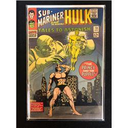 SUB-MARINER AND THE INCREDIBLE HULK #78 (MARVEL COMICS)
