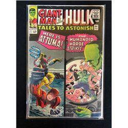 GIANT MAN & INCREDIBLE HULK #64 (MARVEL COMICS)