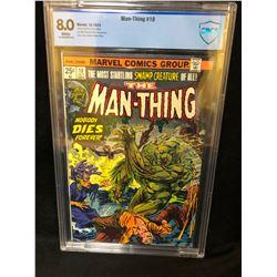 MAN-THING #10 (MARVEL COMICS)
