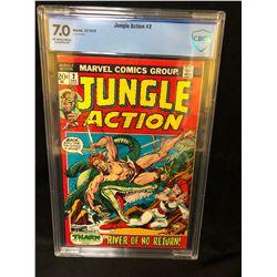 JUNGLE ACTION #2 (MARVEL COMICS)