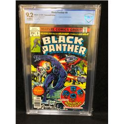 1978 BLACK PANTHER #9 (MARVEL COMICS) 9.2 GRADE CBCS